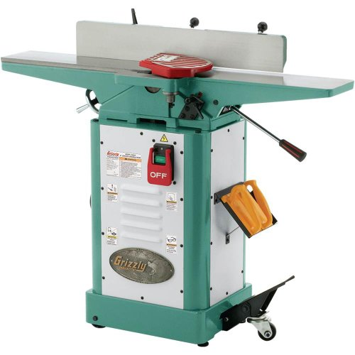 Grizzly G0654 Jointer, 6 x 46-Inch