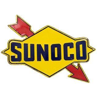 sunoco-embossed-die-cut-tin-sign