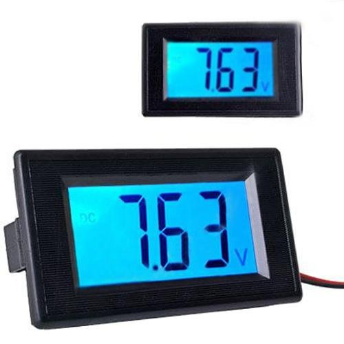 DS4-B Digital 4 1//2 Digit AC 20A Panel Amp High Accuracy Current Meter