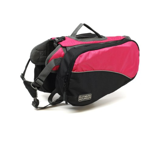 Kyjen Outward Hound Backpack, Medium, Pink