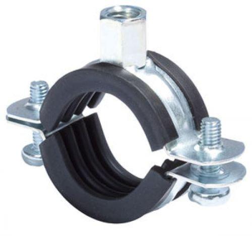 Fischer, Collare per tubo, FRS 32 - 37, M 8/M 10, 42538