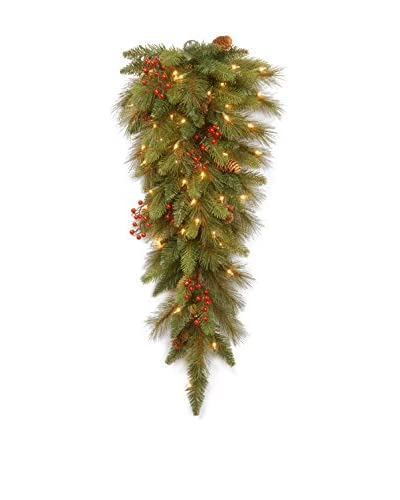 "National Tree Company 36"" Decorative Collection Teardrop"