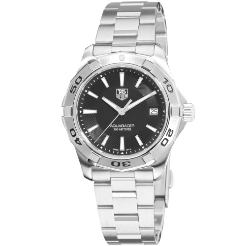 TAG Heuer Men's WAP1110.BA0831 Aquaracer Black