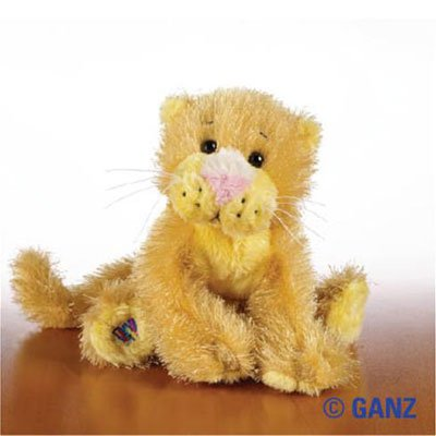 Lil'Kinz Mini Plush Stuffed Animal Lioness