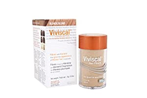 Viviscal Hair Fibres Blonde 15g