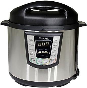 Versonel VSLPC60 6-Quart Pressure Cooker
