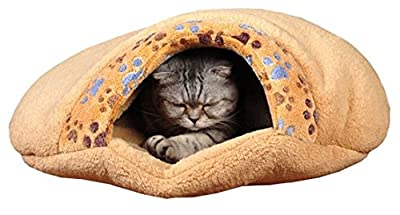 Hangqiao Pet Sleeping Bag Cat House Bed
