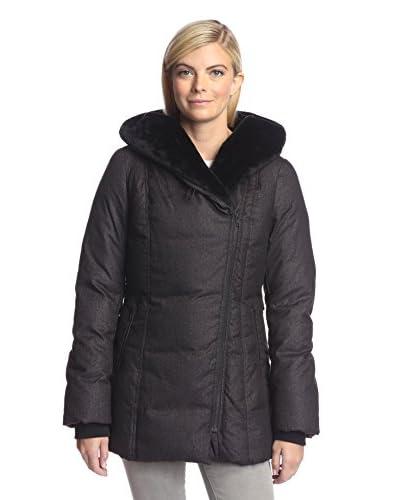 Soia & Kyo Women's Zip-Front Jacket with Hood