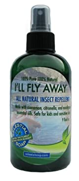 Selestial Soap I'll Fly Away Natural Insect Repellant 8 oz