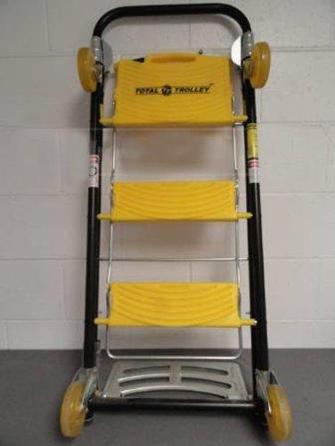 Step Ladder Stool Combo
