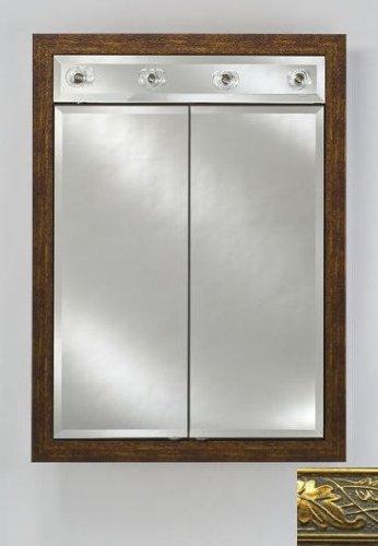 Signature Double Door Medicine Cabinet Lights