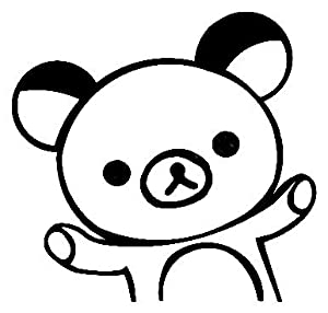 Rilakkuma characters coloring pages coloring pages for Rilakkuma coloring pages