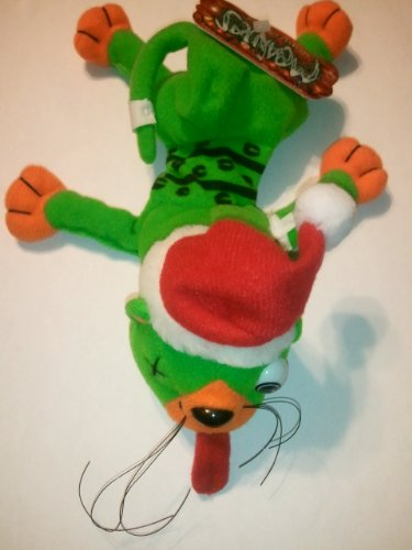SPLAT IN THE HAT * MEANIES * SHOCKING STUFFERS SERIES * 1998 Bean Bag Plush Toy From The Idea Factory - 1