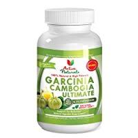 75% HCA Garcinia Cambogia Extract Ultimate 3000mg - Advanced Appetite Suppressant & Fat Block Weight Loss Supplement - All Natural Garcinia Cambogia Extract 3000mg Enhanced with Potassium - 180 Veggie Capsules