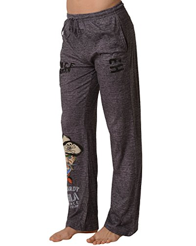 Ed Hardy Men s Pirate Chaptain Lounge Pants - Blac…