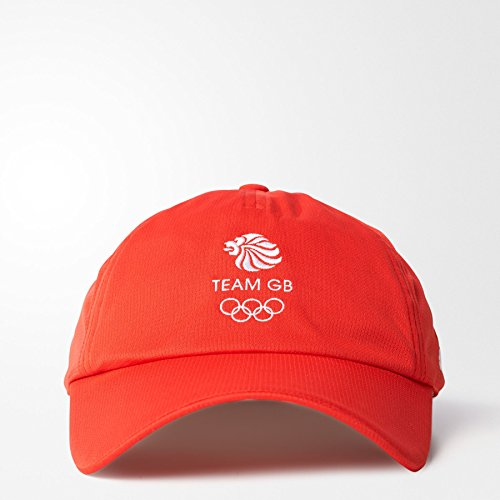 adidas-unisex-team-gb-replica-climachill-baseball-sports-cap-hat-red
