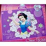 Disney Princess Snow White 200 Piece Puzzle by Mega Puzzles