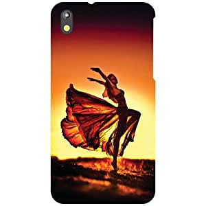 HTC Desire 816 Back Cover - Skilled Designer Cases