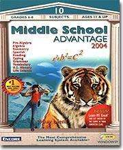 Middle School Advantage 2004