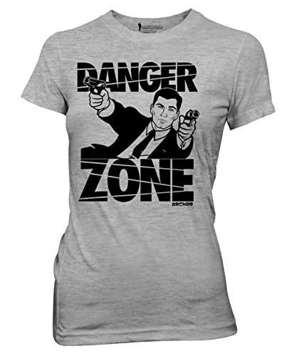 Ripple Junction Archer Danger Zone Juniors T-Shirt…