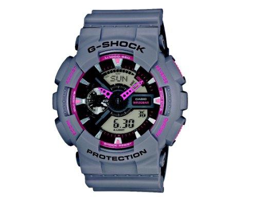 Casio G-Shock Grey Watch GA110TS-8A4