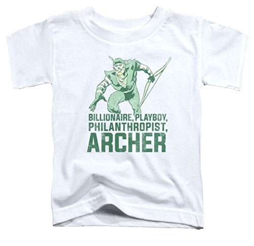 DC Green Arrow Archer Toddler T-Shirt