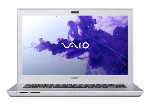 Sony VAIO T Series SVT14125CXS 14-Inch Ultrabook (White)