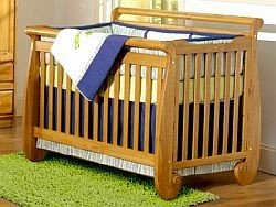 Baby 39 S Dream Furniture Serenity Convertible Crib Baby