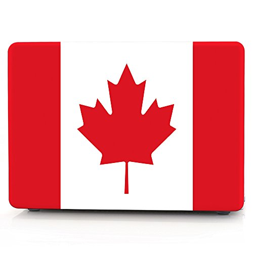 hrh-canada-maple-leaf-flag-design-laptop-body-shell-protective-rubberized-hard-case-for-apple-macboo