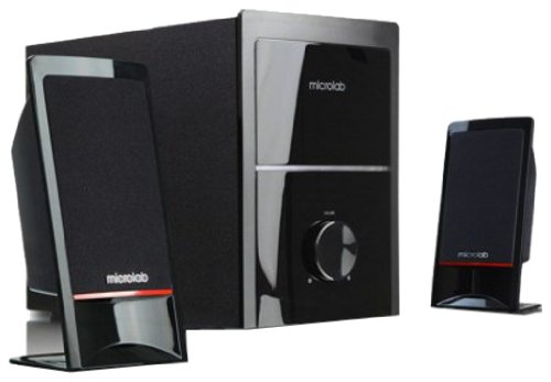 Microlabs M700 High Fidelity Multimedia System