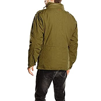 Brandit Men's M-65 Giant Jacket Olive