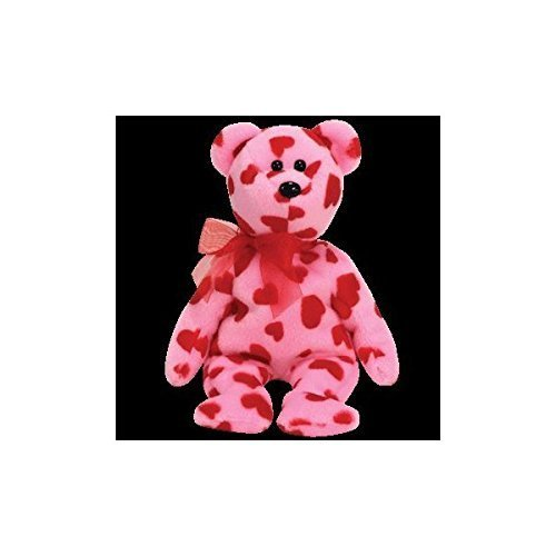 Ty Beanie Babies Little Squeeze - Bear (Hallmark Gold Crown Exclusive)