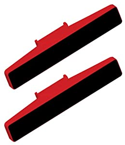Bessey KR-AS K Body REVO Fixed Jaw Parallel Clamp Kit Pivoting Wide Angle Jaw Adaptor for REVO (set of 2)