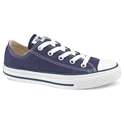 Converse - All Star Baskets - ALL STAR CANVAS OX - Taille EUR 36 - Couleur Bleu foncé