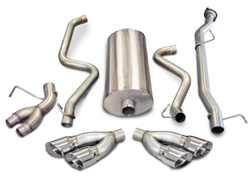 Corsa Performance 14899BLK Sport Cat-Back Exhaust