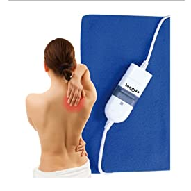 MILEX Therapy Non Moist Electric Heating Pad