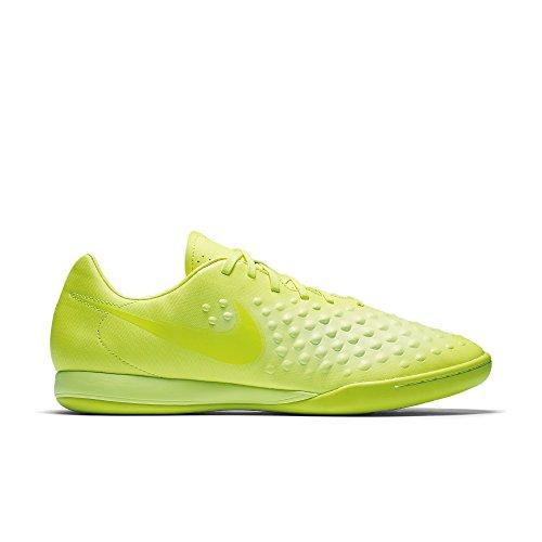 Nike MagistaX Onda II IC Indoor Soccer Shoe (Sz.12) Volt (Onda Board compare prices)