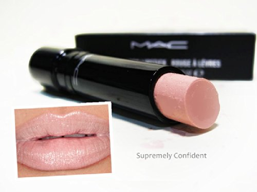 M.A.C Sheen Supreme Lipstick,Supremely Confidence back-604321
