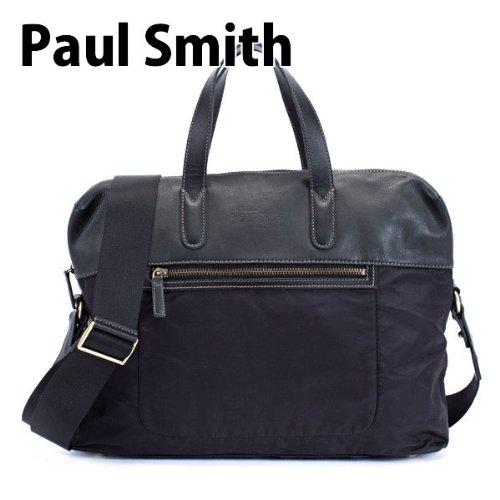 ポールスミス Paul Smith バッグ トートバッグ ショルダーバッグ メンズ FOLIO BRANKLEY ブラック(黒) AGXA 3041 L4...