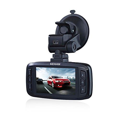 KEHAN KH821-30V Full HD 1920*1080 Car DVR Dash Cam 170° Viewing Angle 2.7