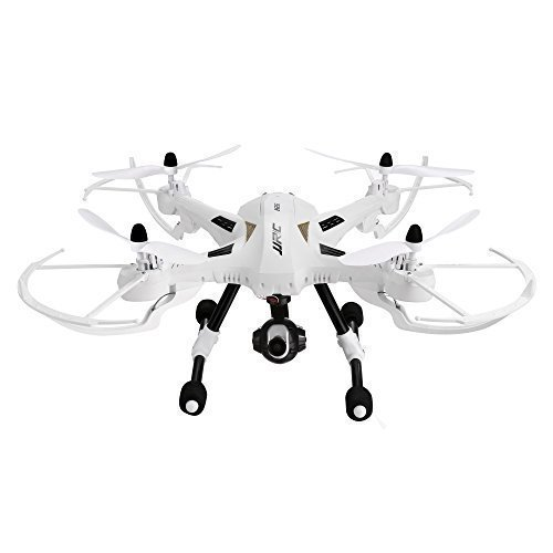 Coocheer JJRC H26D Headless Mode One Key Return RC Quadcopter Drone with 3MP Wide Angle Cam