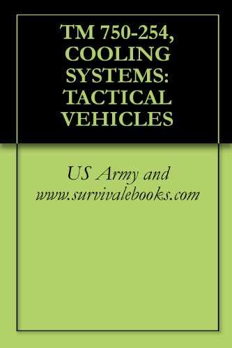 TM 750-254, COOLING SYSTEMS: TACTICAL VEHICLES