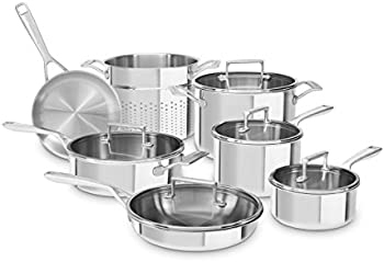 KitchenAid 12 Pc. Cookware Set