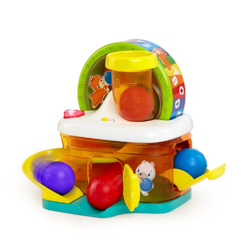 Bright Starts Baby Toy, ABC Hamster House - 1