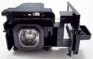 Buslink XTPN002 Projection TV Lamp to Replace Panasonic TY-LA1001
