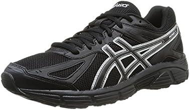 ASICS Patriot 7 - Zapatillas de deporte para hombre, color negro, talla 43.5 EU (8.5 UK)