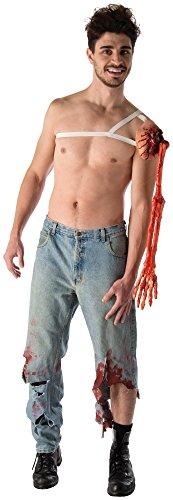 Forum-Novelties-Mens-Zombie-Attack-Costume-Shirt