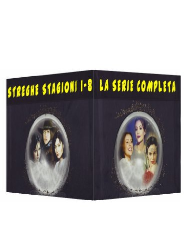 Streghe (serie completa) [49 DVDs] [IT Import]