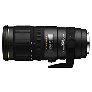 Sigma 70-200mm f/2.8 APO EX DG HSM OS FLD Large Aperture Telephoto Zoom Lens for Sony Digital DSLR Camera