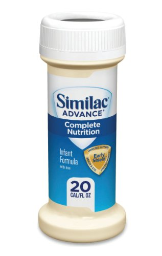 Medline Similac Advanced Earlyshield Ready To Feed Packaging : 48 Each/Case